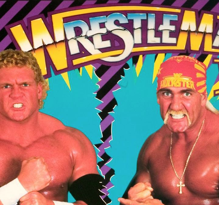ENTHUSIATIC REVIEWS #162: WWF WrestleMania VIII 1992 Watch-Along