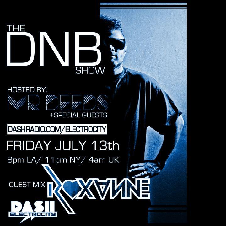 the DNB show S02E05 (guest mix Roxanne)