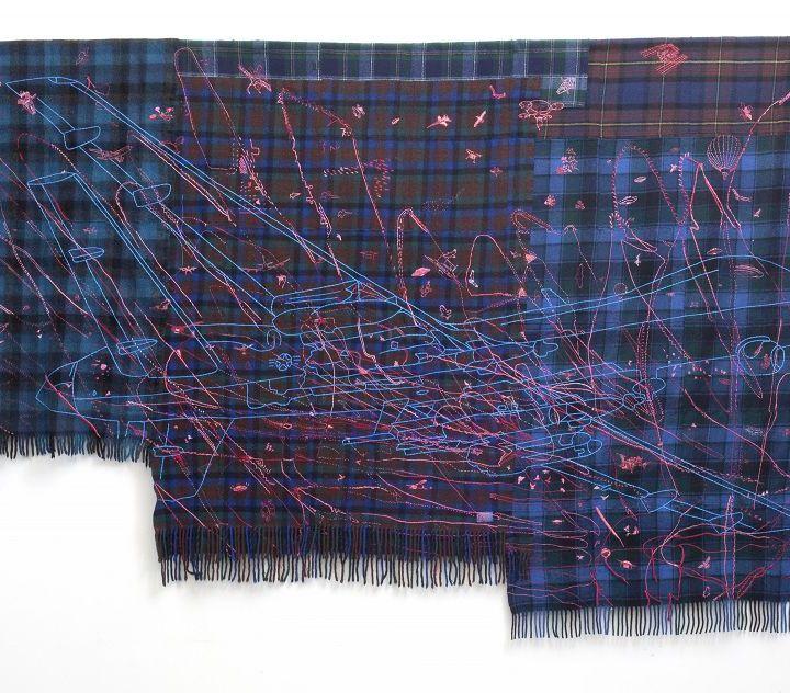 Episode 72: Marie Watt: Repurposing Blankets and their Stories
