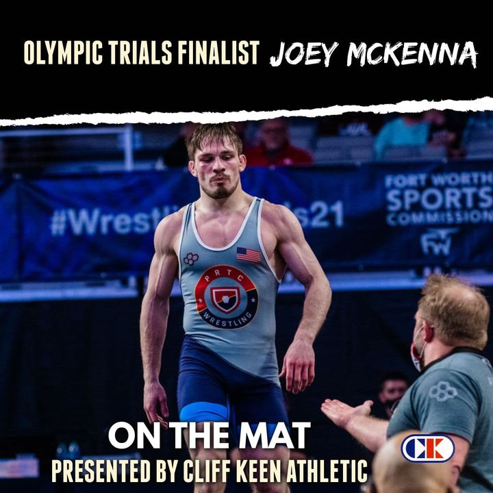 Olympic Trials finalist Joey McKenna of the Pennsylvania RTC - OTM632