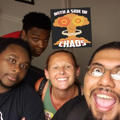Episode 94 - With a Side of Chaos- Twerking for justice