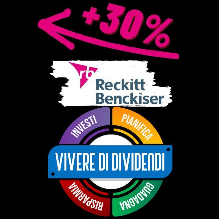 RECKITT BENCKISER - Analisi fondamentale, Business, Bilanci, Dividendi, Valore intrinseco