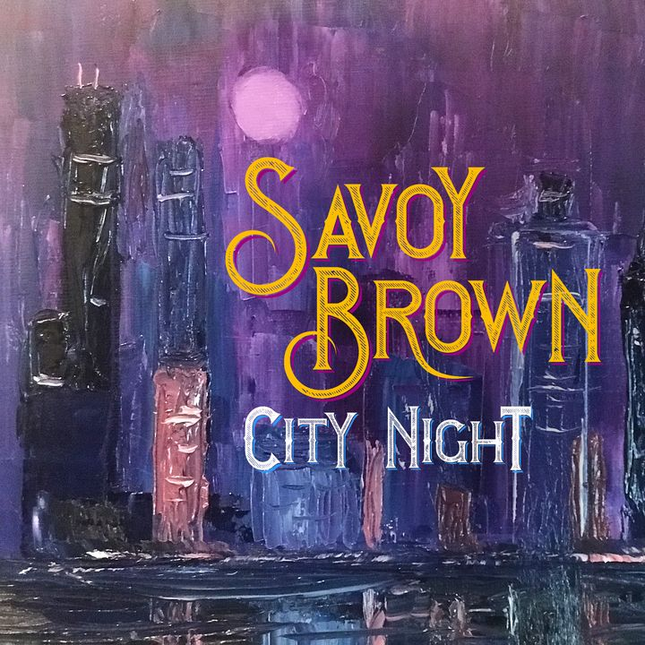 347 - Kim Simmonds of Savoy Brown - City Night, Longevity and the Flying V