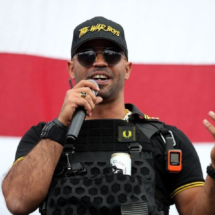 Episode 1218 - Proud Boys Leader was Prolific Informer & Florida Committee Passes Bill to Limit Warrantless Stingray Spying