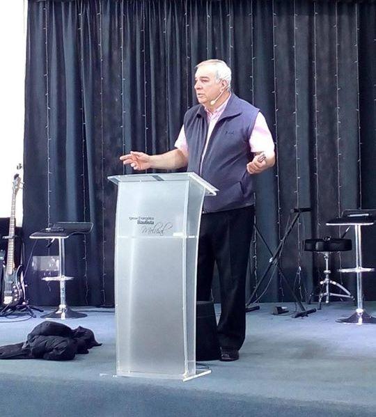 Predicación del pastor Hugo Toso 15-03-2020