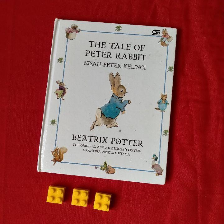Kisah Peter Kelinci - Beatrix Potter