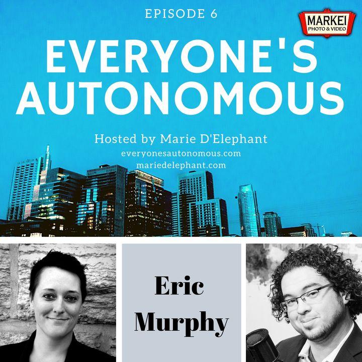 Episode 6: Eric Murphy - Talk Heathen