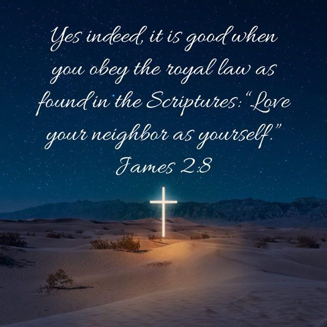 The Book Of James #Chp2 #WisdomWednesday