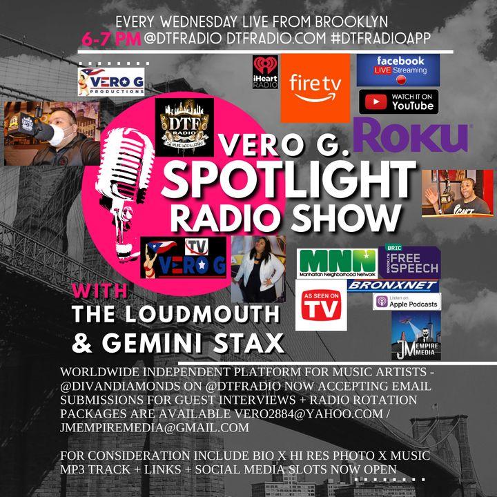 DTF Radio Spotlight Radio Show 4-8-20