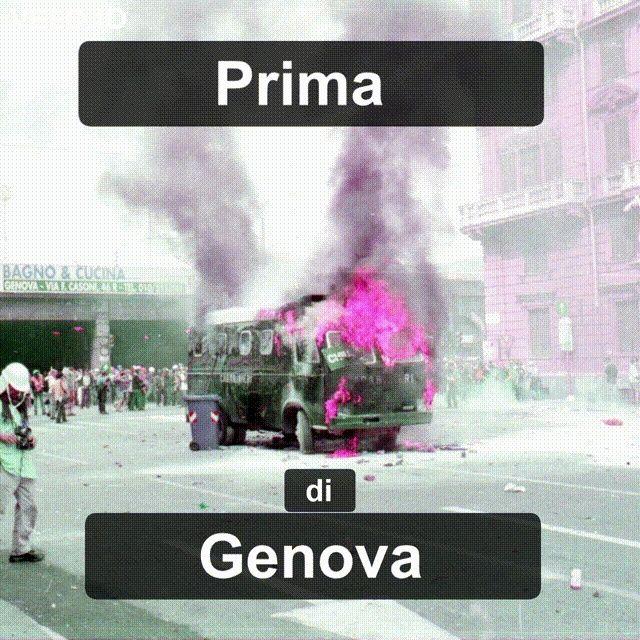 Prima di Genova