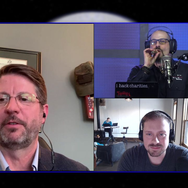 Absolutely Massive - Enterprise Security Weekly #121