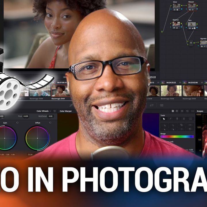 Hands-On Photography 96: VIDEO in Photography