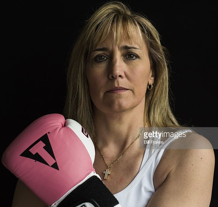 RINGSIDE BOXING SHOW Christy Martin: 59 fights, drug addiction, attempted murder, a tale worthy of Hollywood