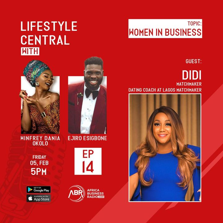 Women in Business - Didi of Lagos Matchmaker