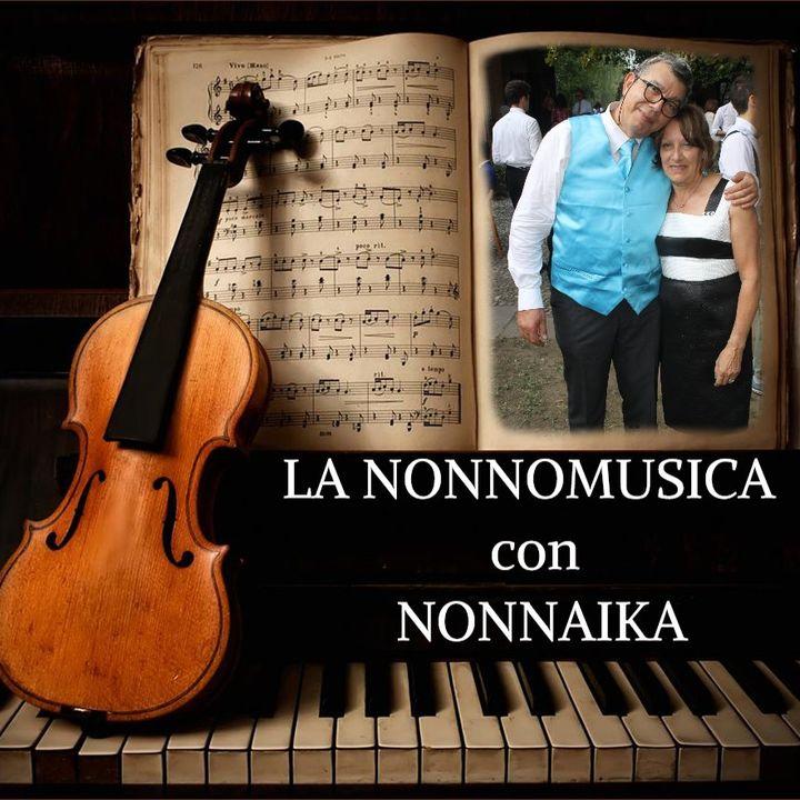 LA NONNOMUSICA 41 Gli insoliti canti natalizi con Nonnaika
