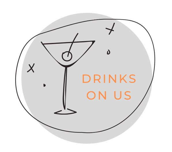 Drinks On Us - Sunday, August 2, 2020 - Balzac's Coffee & Flat Rock Cellars
