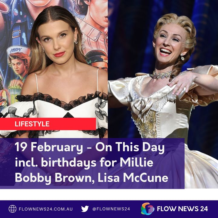 19 February - On this Day - History Remixed
