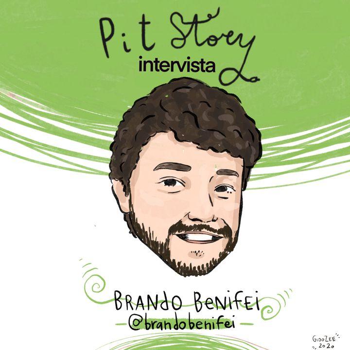 Intervista con Brando Benifei - PitStory Podcast Pt.65