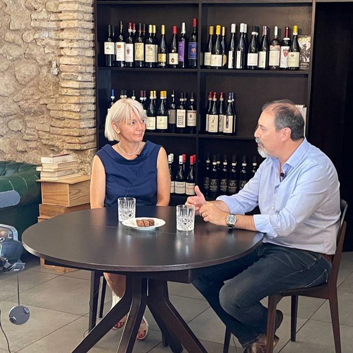 Un'ora con Barbara Marchetti - Il podcast di Valerio Zafferani