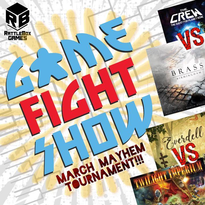 March Mayhem Tournament 2021- Day Nine