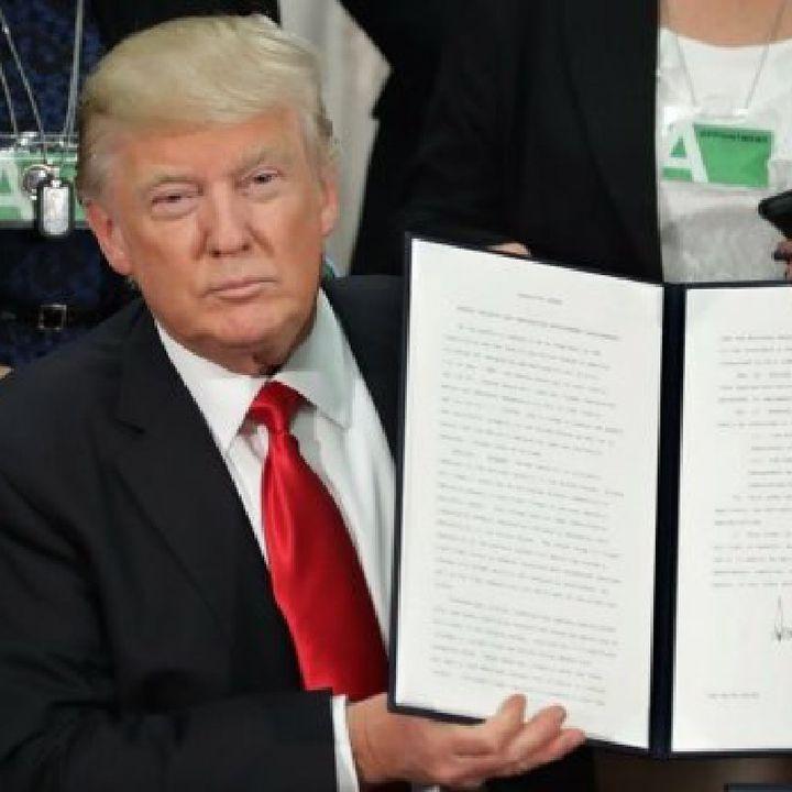 Trump's Executive Order on Combatting Anti-Semitism +