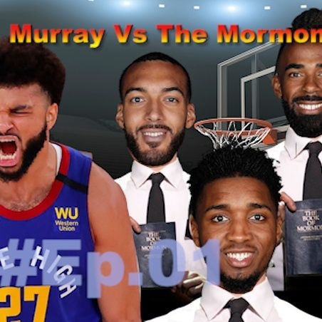 Full Court Bresh Ep.1 - Murray Vs The Mormons