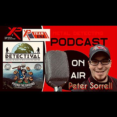 Peter Sorrell, Detectival.