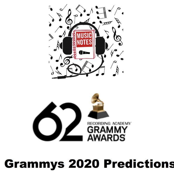 Episode 16 - Grammys 2020 Predictions