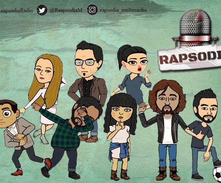 Rapsodia Radio 3ra edición.