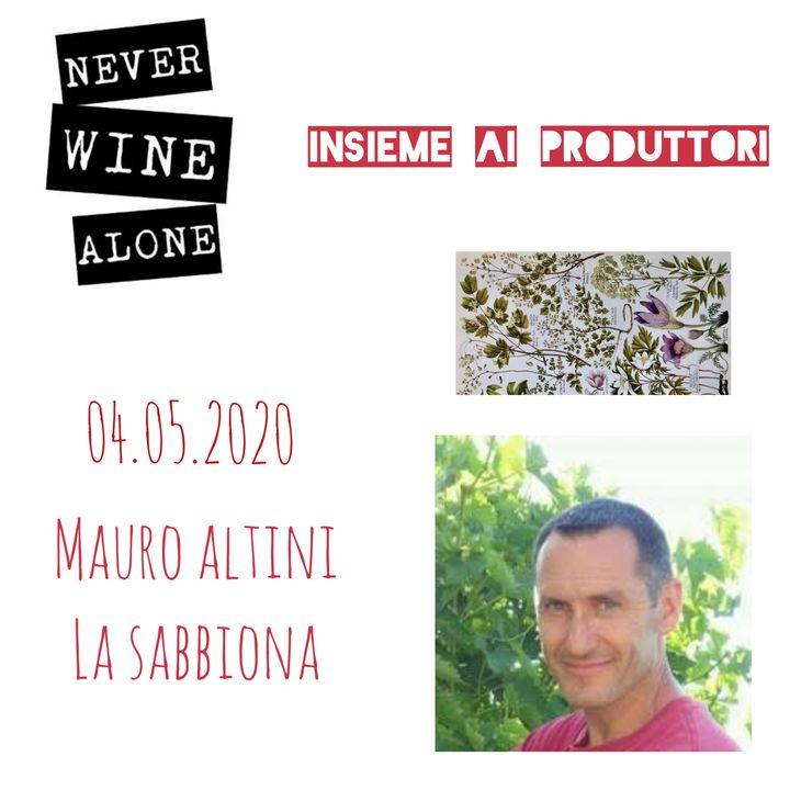 Insieme ai Produttori - Mauro Altini - La Sabbiona_Oriolo_Faenza (RA)