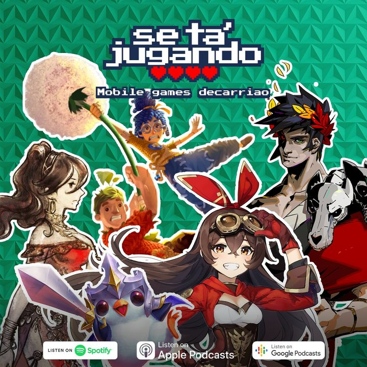 Mobile games decarriao - Ep. 76