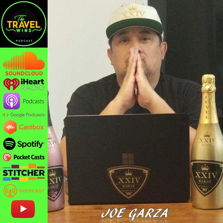 Joe Garza   beverage entrepreneur bringing new drinks to the market place