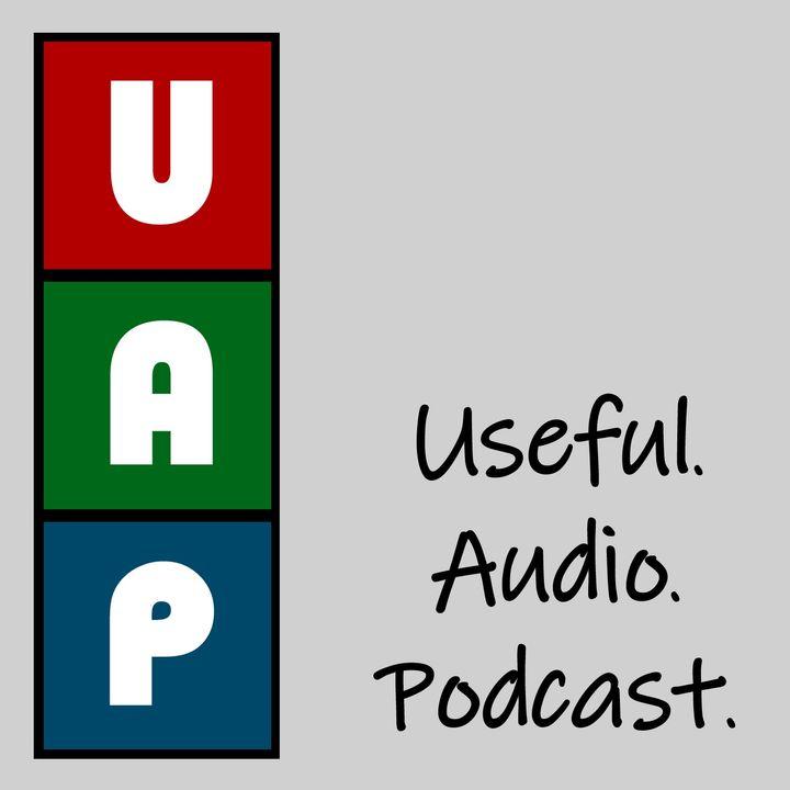 Useful. Audio. Podcast