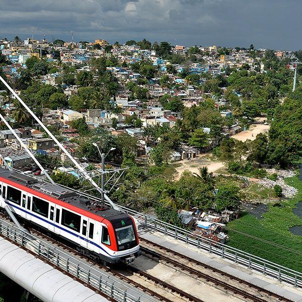 Estás son las reglas del Metro de Santo Domingo. ¡Hay que respetarlas!