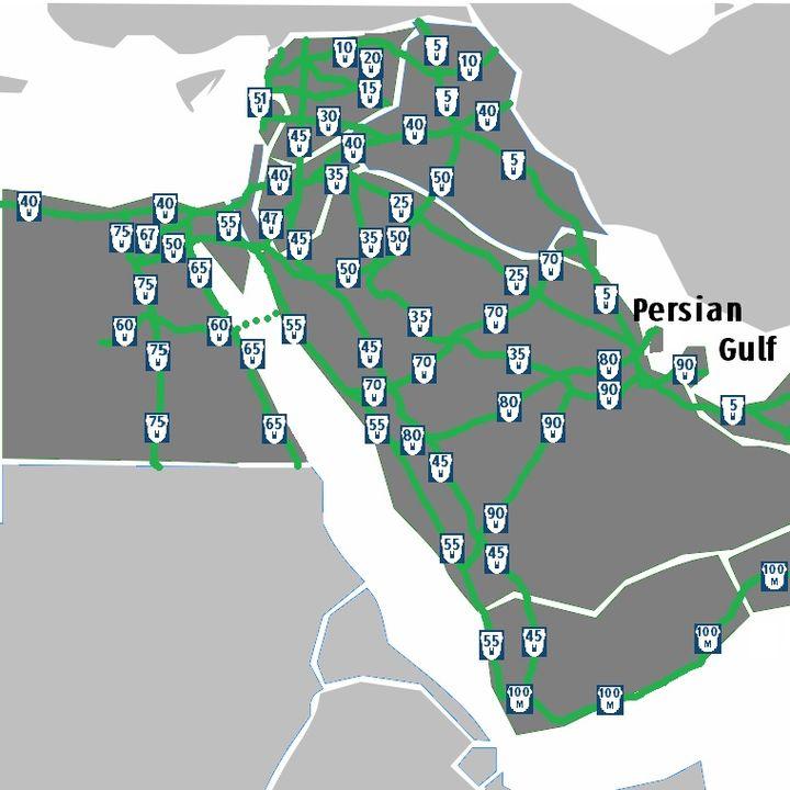 Starter Pack: Arabia
