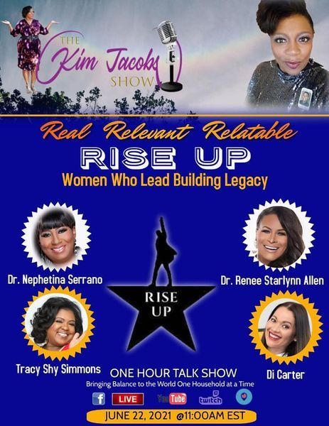 RISE UP_ WOMEN WHO LEAD BUILDING A LEGACY PART 2