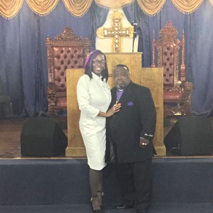 S1 E249 - God's Day with Lady Aunqunic Collins - Sunday Afternoon Worship on 7.26.2020 - Part 1
