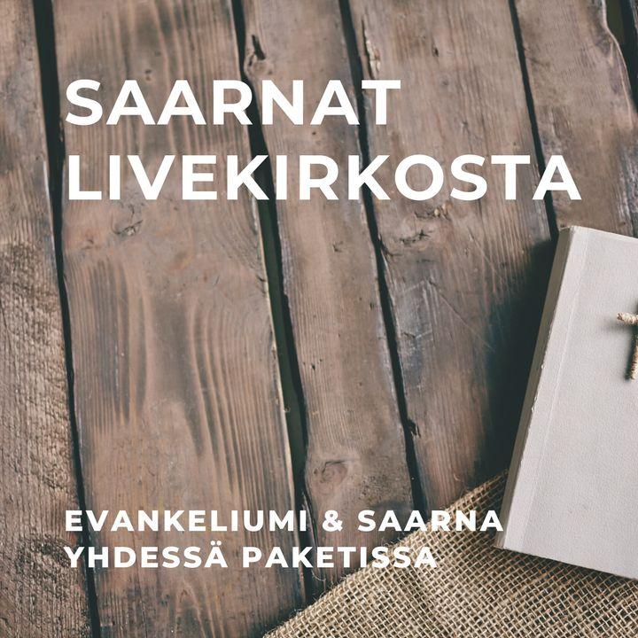 24.05.2020, Joh. 7: 37-39 - Marita Toivonen