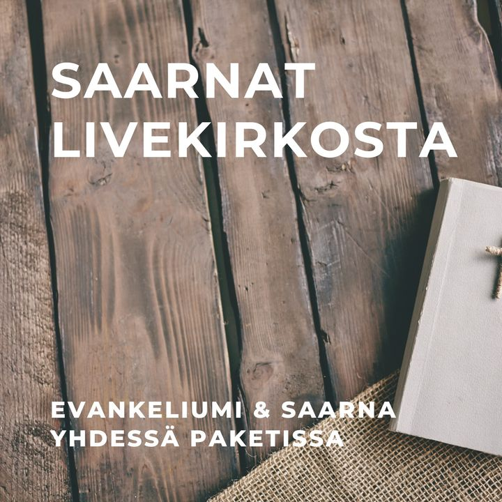 21.05.2020, Helatorstai, Joh. 17: 24-26 - Jouni Pirttijärvi