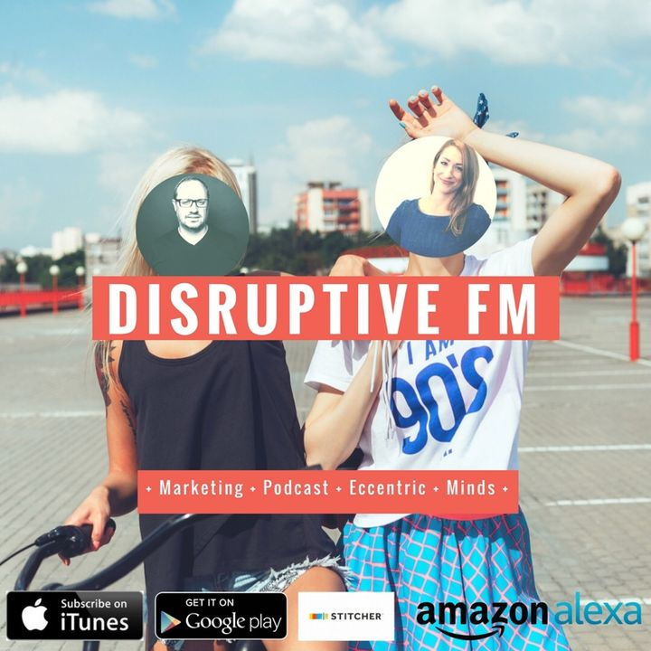 Disruptive FM Episode 69: Hackers and Leaks as the New Marketing?