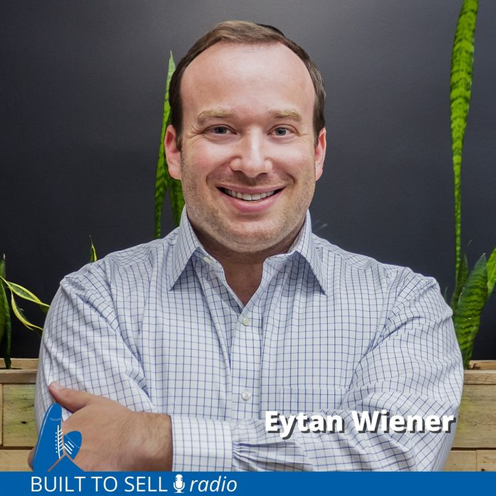 Ep 290 Eytan Wiener - How to Turn a Distribution Company Into a Valuable Business