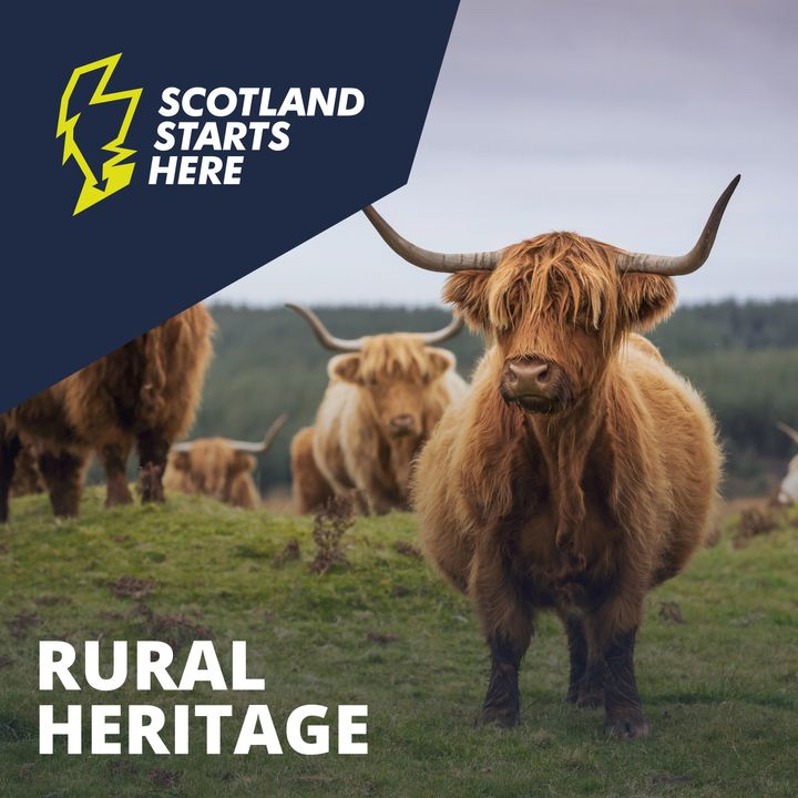 A Rural Heritage - agritourism with Scotland Starts Here