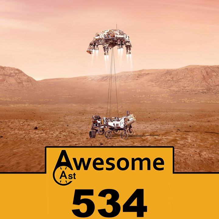 Mars or Bust!   AwesomeCast 534
