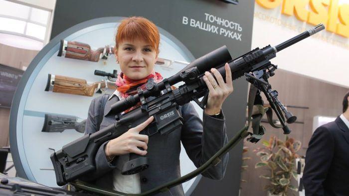 RUSSIA   S02 02 - Maria Butina: Russian in the NRA