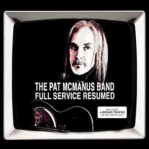 Hard Rock Blues Guitarist Pat McManus