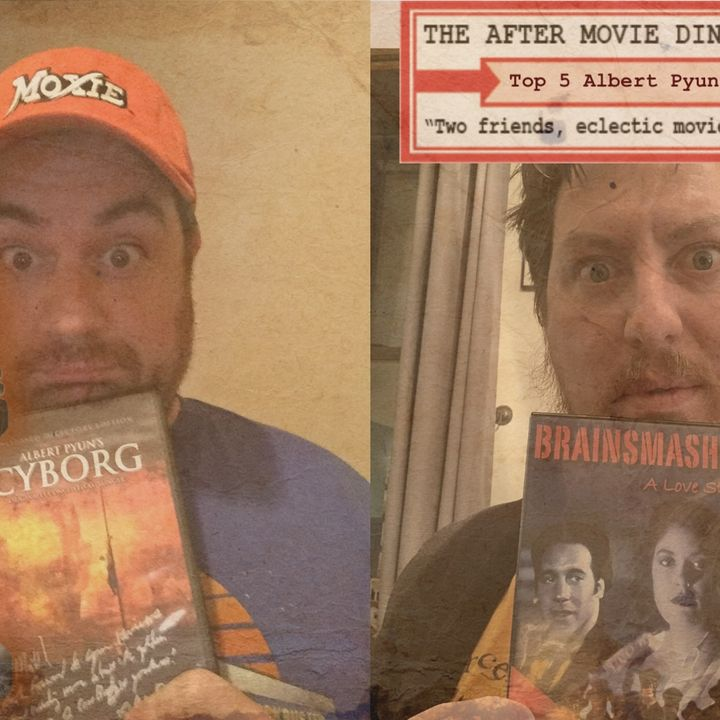 Ep 309 - The Direct to Video Connoisseur's Top 5 Albert Pyun films