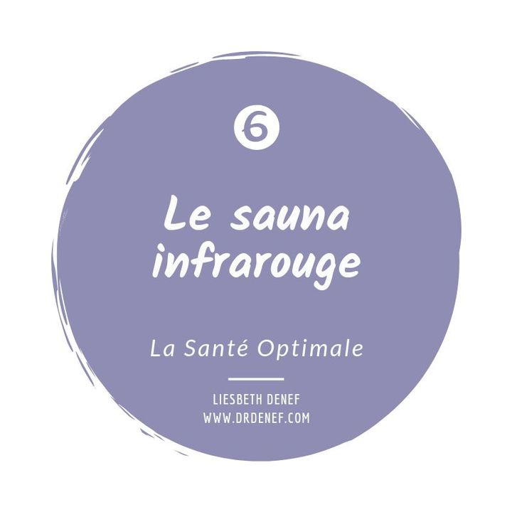 #6 Le sauna infrarouge (made with Spreaker) (made with Spreaker) (made with Spreaker) (made with Spreaker) (made with Spreaker)