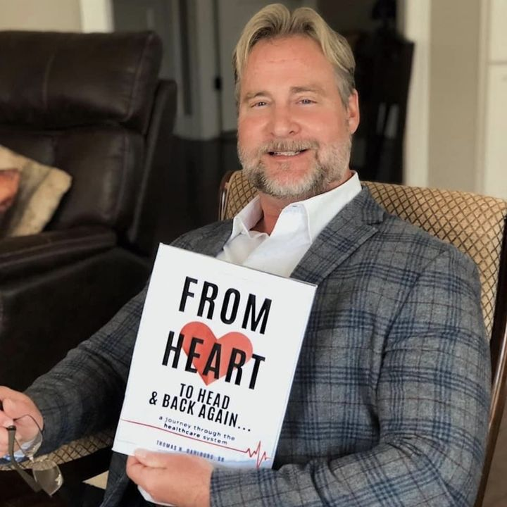 Tom Dahlborg: Author and Patient Advocate