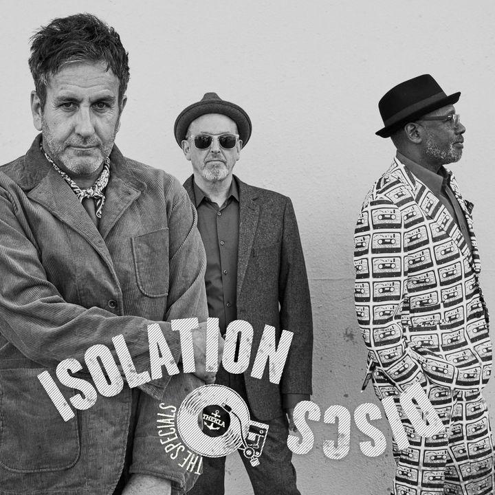 Thekla Isolation Discs - The Specials BONUS
