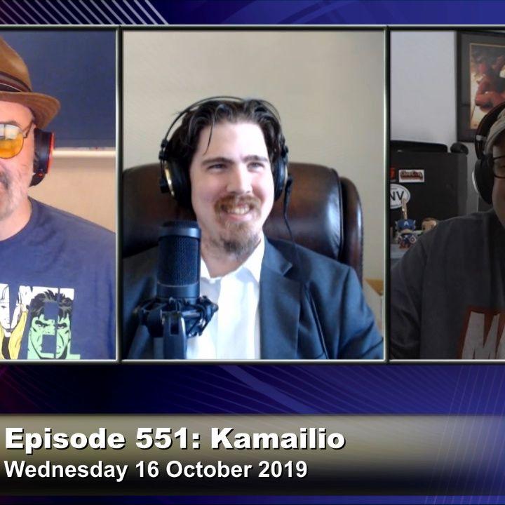 FLOSS Weekly 551: Kamailio